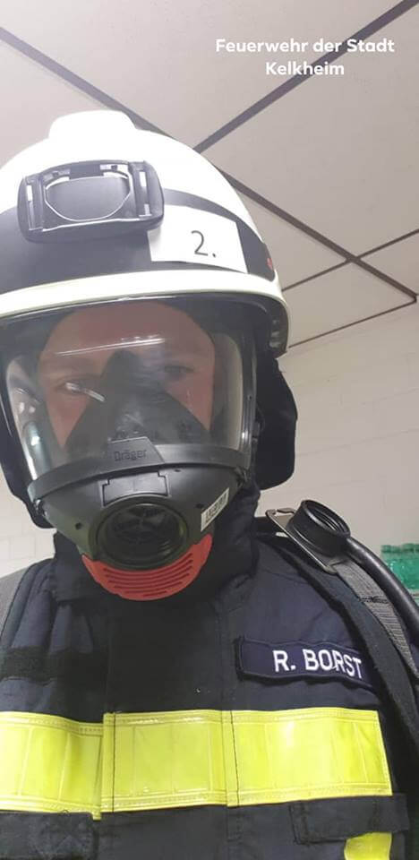 Neue Atemschutzgeräteträger