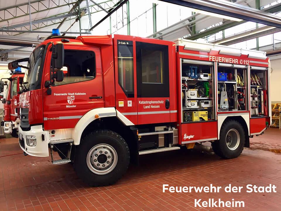 Neues Mitglied in der Kelkheimer Feuerwehrfamilie