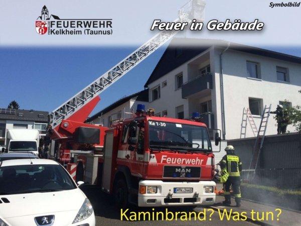 Schornsteinbrände