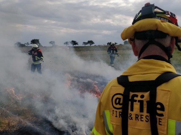 Vegetationsbrandbekämpfung