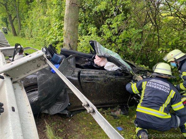 Vekehrsunfall